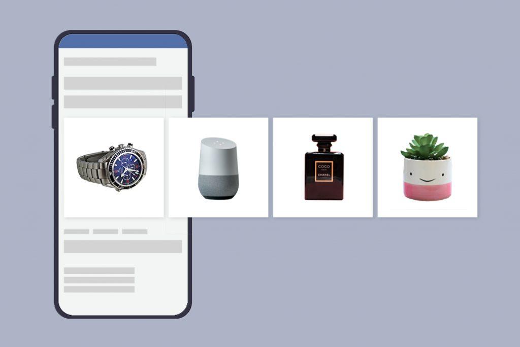 ecommerce carousal product image white background