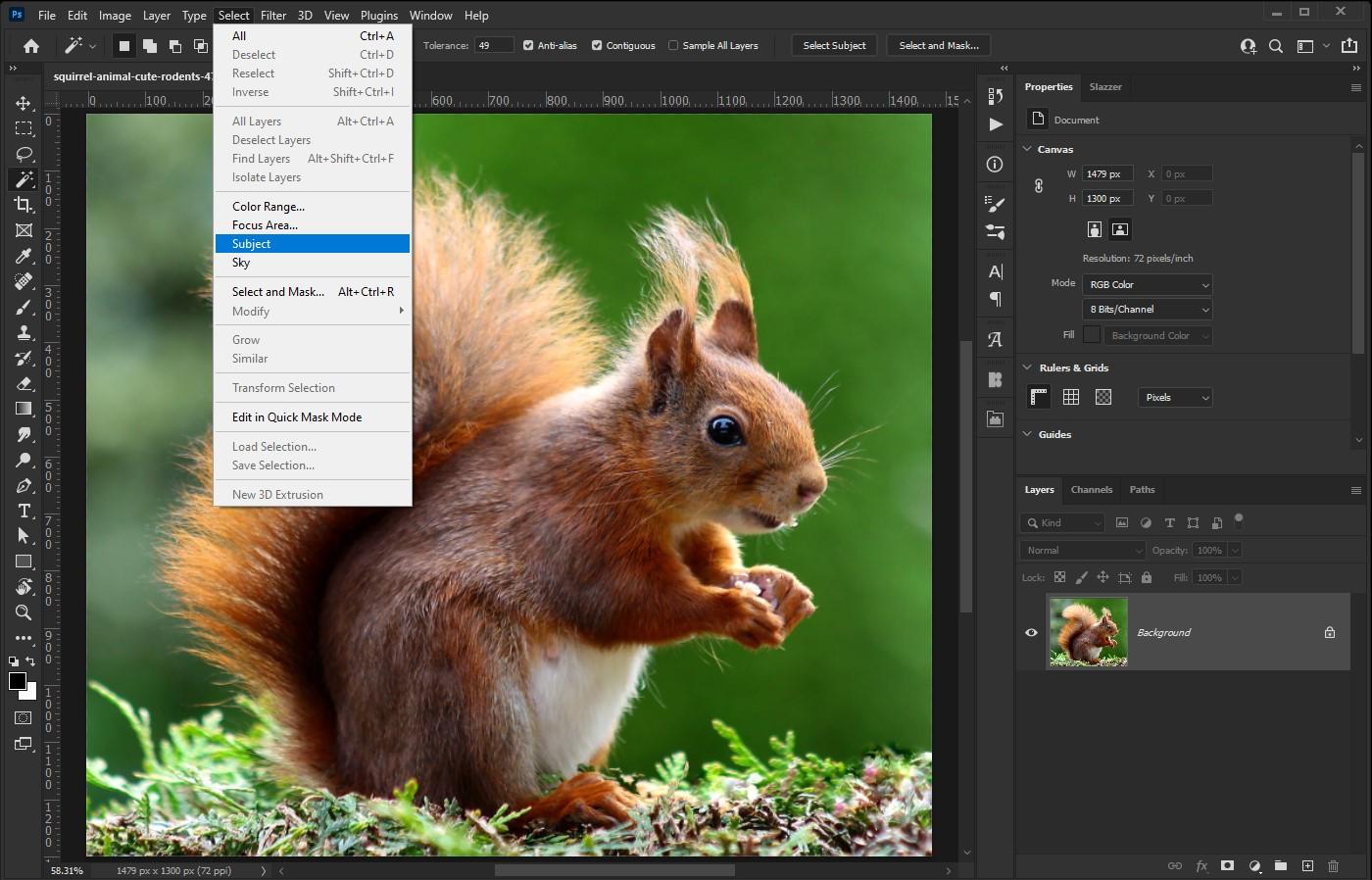 The Remove Background Tool | Slazzer