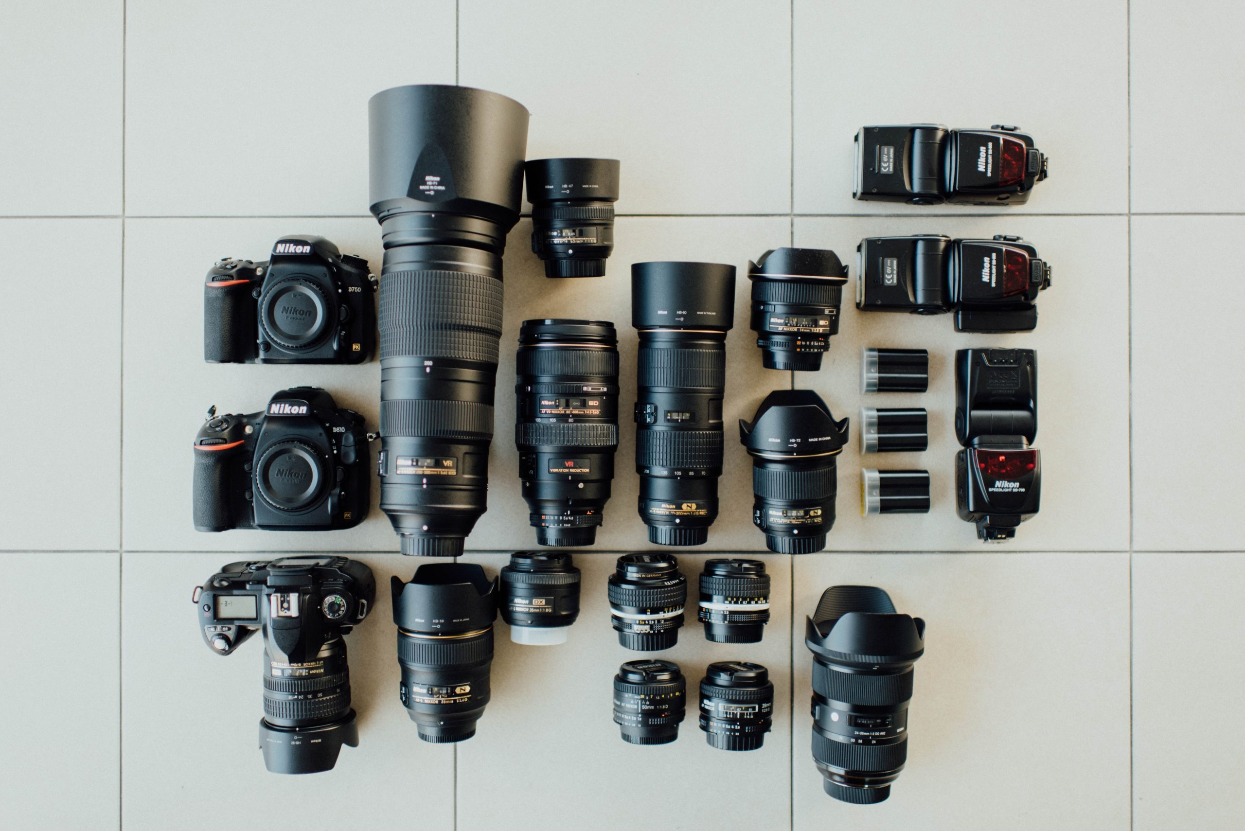 Best Lens photography with slazzer